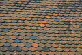 Free Colorful European Roof Tiles Stock Image - 6063511