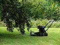 Free Mowing Machine Stock Photos - 6064843