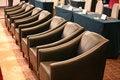 Free Row Of Sofa Chairs Stock Photo - 6067080
