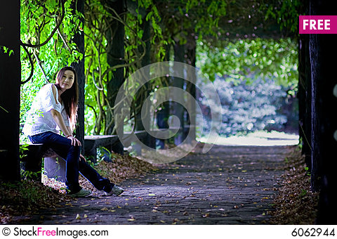Free The Leisure Time In Forest Stock Images - 6062944