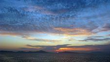 Free Sunset Royalty Free Stock Photos - 6060098
