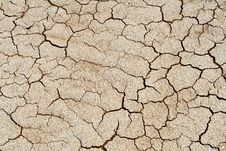 Free Dry Earth Stock Photo - 6060200