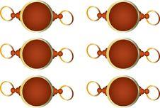 Free Badge Royalty Free Stock Photos - 6060928