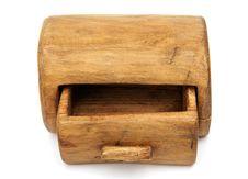 Free Wooden Box Stock Image - 6061331