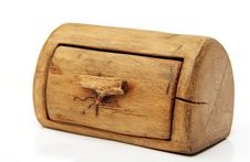 Free Wooden Box Stock Photography - 6061332