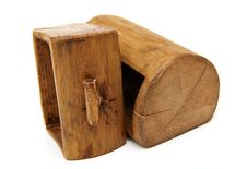 Free Wooden Box Royalty Free Stock Photography - 6061337
