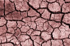 Free Structure Of Dry Soil Stock Photography - 6061482