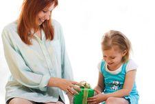 Free Mum And Daughter Stock Photos - 6061643