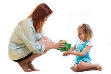 Free Mum And  Daughter Stock Images - 6061654