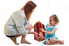 Free Mum  And Daughter Stock Photo - 6061690