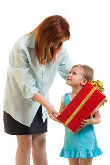 Free Mum And Daughter Stock Images - 6061704