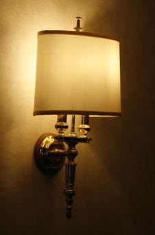 Free Switch On Lamp Stock Photography - 6061772