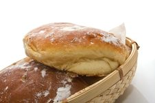 Free Fresh Baked Rolls Royalty Free Stock Photography - 6062187