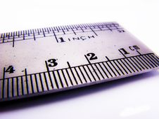 Free Ruler Royalty Free Stock Photo - 6063595