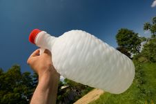 Free Plastic Bottle Stock Image - 6064141