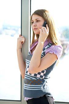 Beauty Conversation Stock Photography