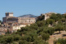 Free Italian Castle Royalty Free Stock Photos - 6064678