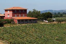 Free Mason In Tuscany Stock Photography - 6064782
