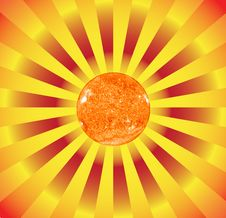 Free The Sun Stock Photography - 6064952