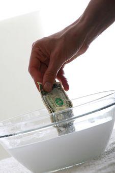 Free Money Laundering Stock Photography - 6065052