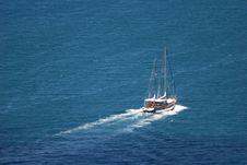 Free Sailing Yacht Royalty Free Stock Photography - 6065167