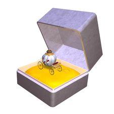 Free Cinderella Giftbox Stock Image - 6065541