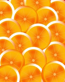 Orange 01 Royalty Free Stock Images