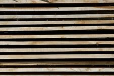 Free Stack Of Lumber Stock Photography - 6066182