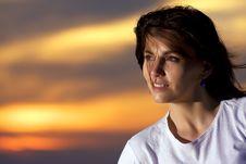 Free Beautiful Girl Stock Image - 6066371