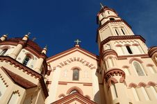 Orthodoxy Church Stock Photo