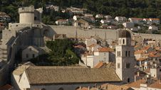 Free Dubrovnik Towers Stock Image - 6068331