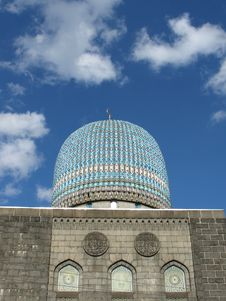 Free Dome To Mosques Stock Images - 6069964