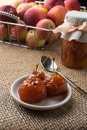 Free Apple Confiture Stock Photography - 60621012