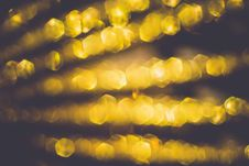 Free Golden Glittering Bokeh Stock Photos - 60638343