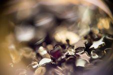 Free Nail Glitters Macro Royalty Free Stock Image - 60638506