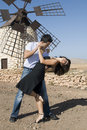 Free Man And Woman Dancing A Tango Stock Images - 6070244