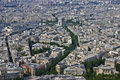 Free Arc De Triumph From Eiffel Royalty Free Stock Image - 6072746