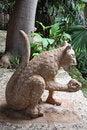 Free Jaguar Statue Royalty Free Stock Photo - 6076975