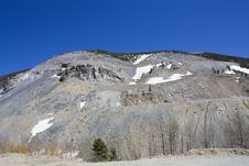 Free Quarry In Colorado Royalty Free Stock Photo - 6070815