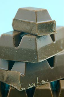 Free Milk Chocolate Royalty Free Stock Photography - 6071607