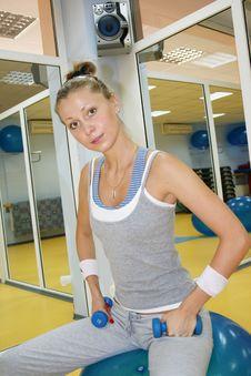 Free Sport Woman Stock Photos - 6072573