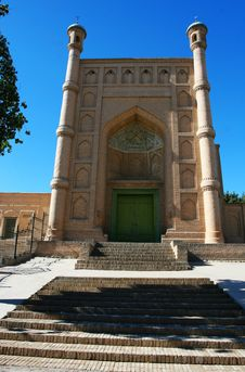 Free Mosque Royalty Free Stock Photography - 6072687