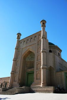 Free Mosque Royalty Free Stock Photo - 6072695