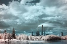 Free Infrared Royalty Free Stock Images - 6072859