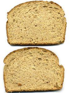 Free Whole Grain Bread Royalty Free Stock Image - 6072906