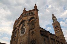 Free Crema S Dome Royalty Free Stock Photo - 6073305