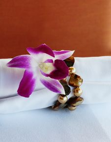 Free Orchid Royalty Free Stock Image - 6073666