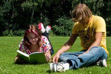 Free Summer Study Stock Photos - 6073903