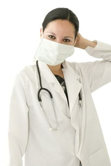 Free Doctor In White Stock Photos - 6074023