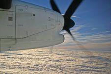 Free Aerial Sunrise Stock Images - 6074144